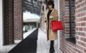 Красная сумка: загадочный женский аксессуар