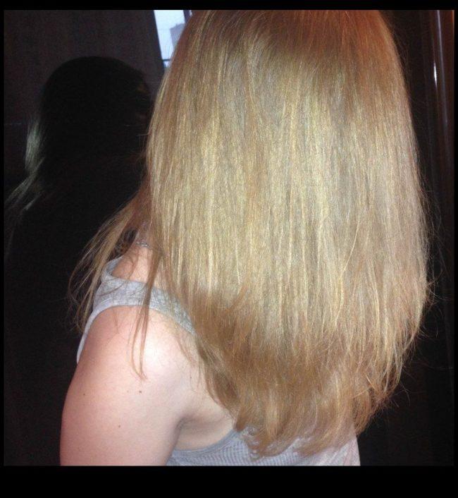Волосы до карвинга