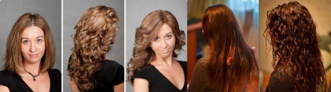 Девушки до и после карвинга